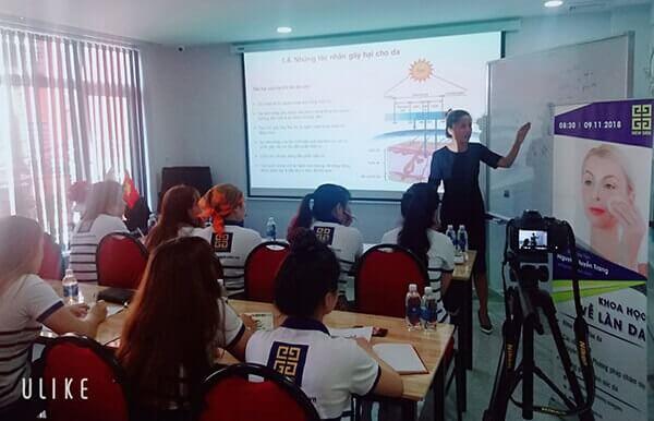 New Gem – Trung tâm đào tạo, dạy nghề Spa tốt, uy tín, chất lượng hàng đầu tại Tphcm