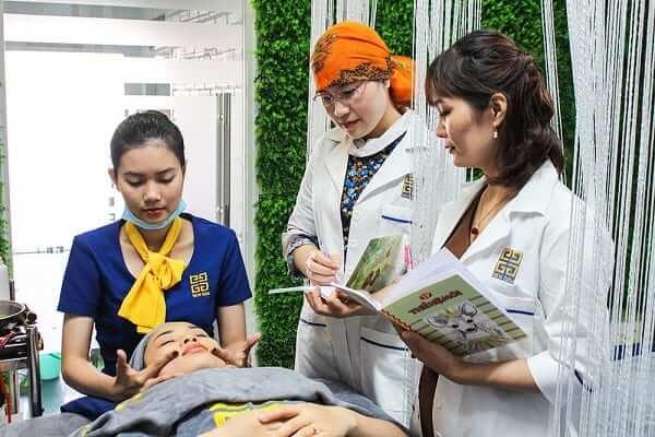 Tại sao nên chọn trung tâm New Gem để học nghề spa, chăm sóc da chuyên nghiệp?