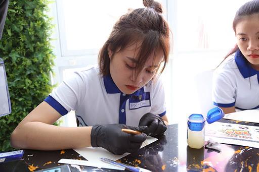 New Gem - Trung tâm dạy học phun xăm thẩm mỹ từ cơ bản đến chuyên nghiệp hàng đầu tại Tphcm