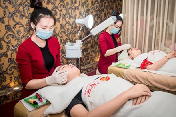 Spa là tên gọi tắt của ngành chăm sóc sức khỏe và sắc đẹp