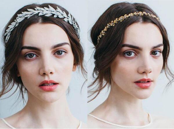 Điểm qua các kiểu tóc cô dâu mới nhất 2019