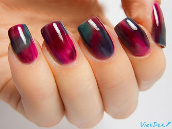 Học ngay cách mix màu nail cho cô nàng cá tính