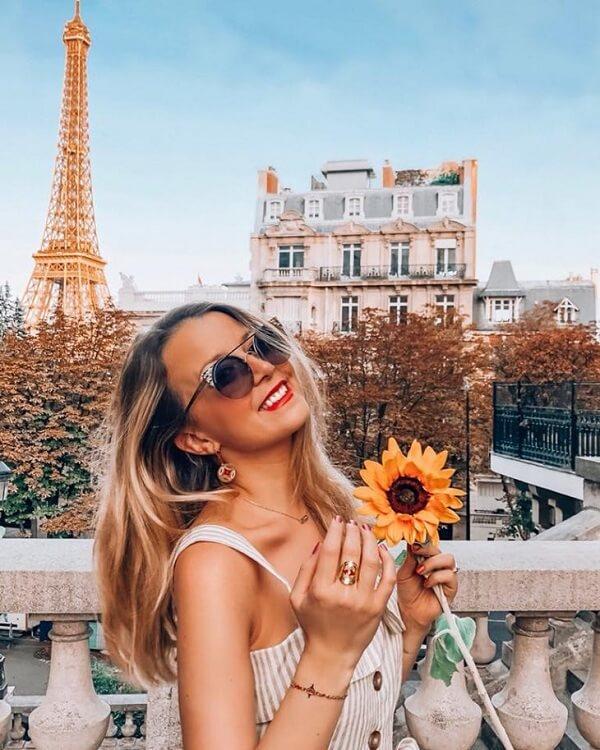 Học ngay phong cách trang điểm kiểu Pháp cực thanh lịch