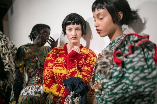 Những xu hướng trang điểm Thu - Đông 2019 trên sàn diễn London