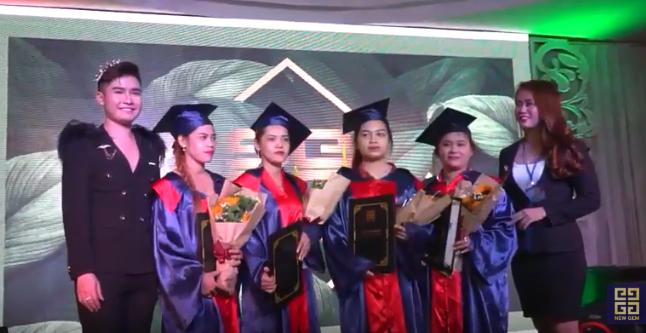 LỄ TỐT NGHIỆP QUÝ III 2019 - NEW GEM EDUCATION 3RD 2019 3