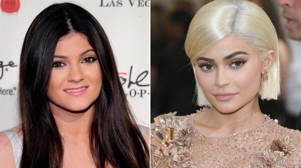 Dáng lông mày thay đổi diện mạo như thế nào?