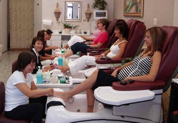 Thực trạng nghề nail ở Mỹ như thế nào?