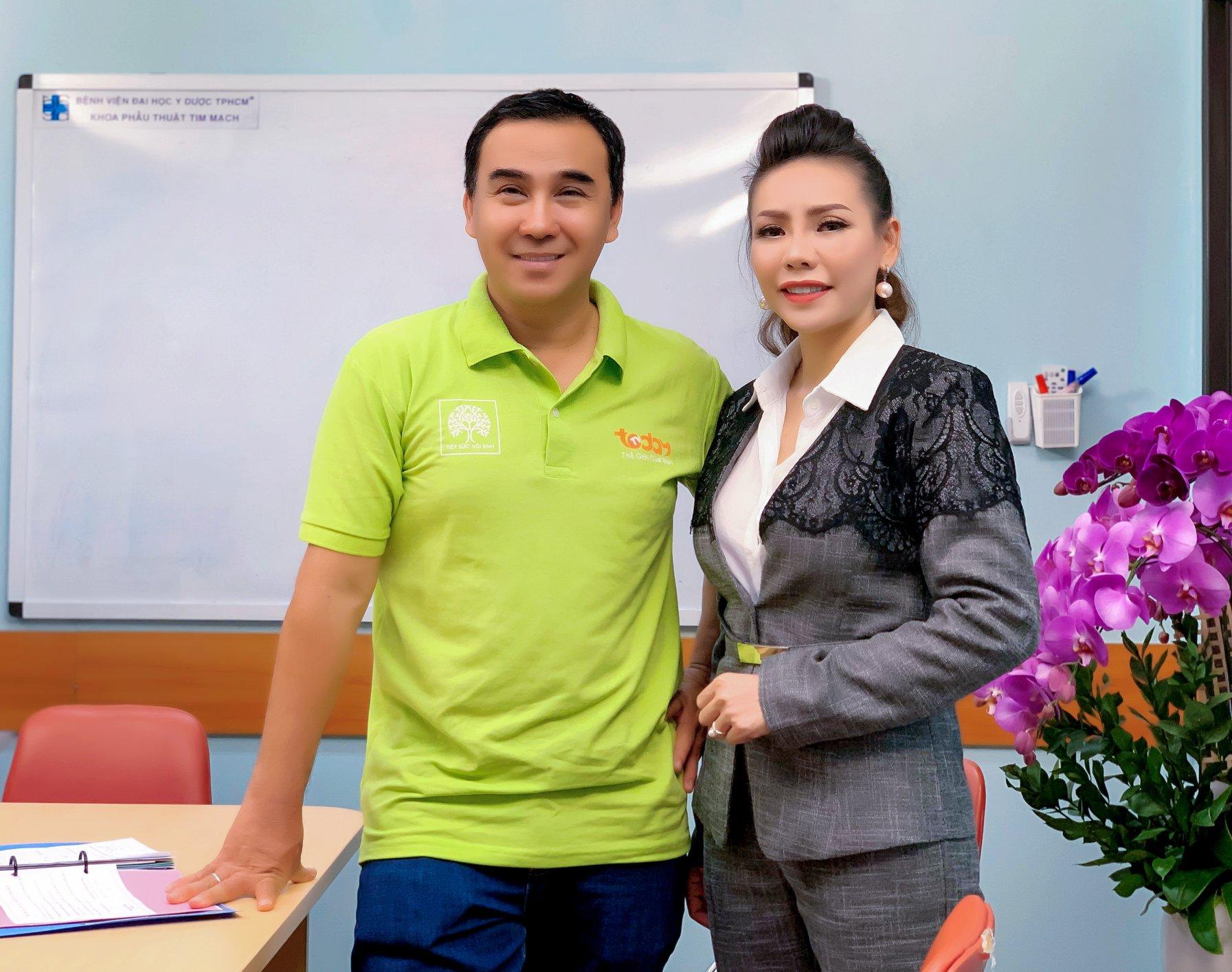 Hoa hậu nhân ái Jolie Thơ Nguyễn đồng hành cùng chương trình Tiếp sức hồi sinh 1