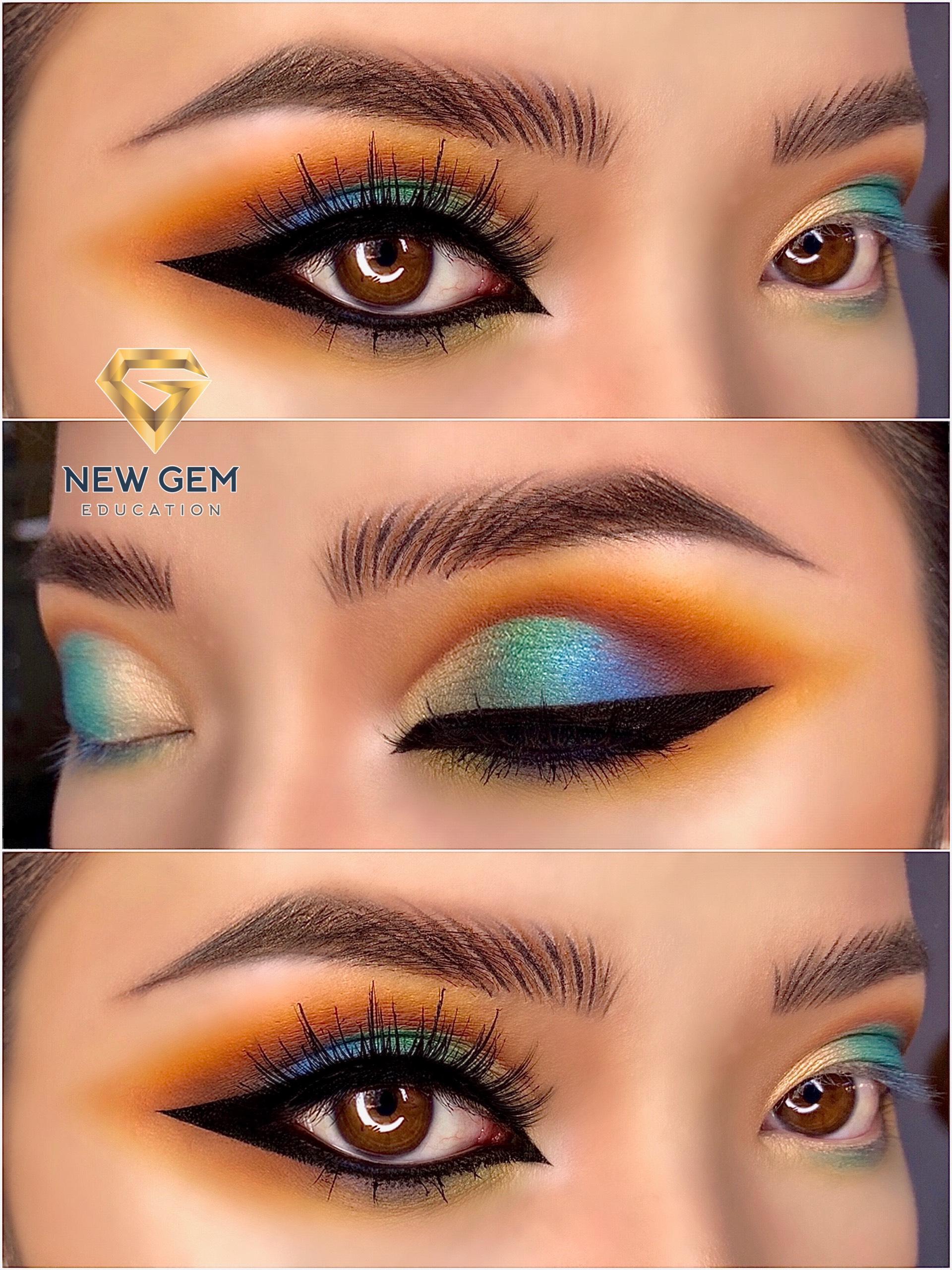 Khóa Học Make Up Chuyên Nghiệp - Học xong đi làm được ngay 9
