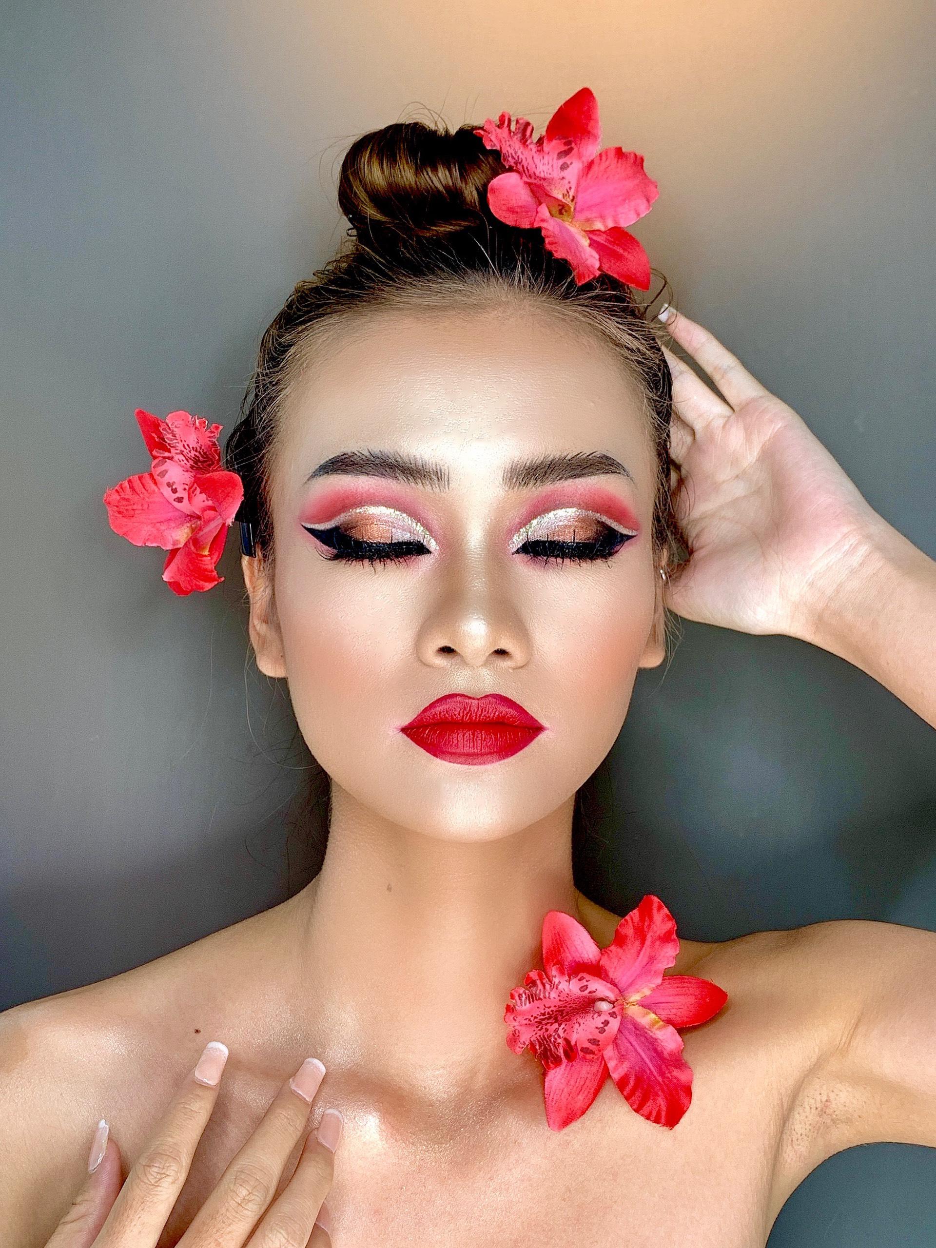 Khóa Học Make Up Chuyên Nghiệp - Học xong đi làm được ngay 7